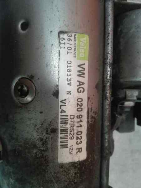 MOTOR ARRANQUE SEAT IBIZA (6K1) Stella  1.9 SDI (68 CV)     08.99 - 12.02_img_2