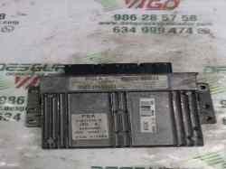 centralita motor uce citroen xsara picasso 1.8 cat (6fz / ew7j4)   (116 cv) 9644674980