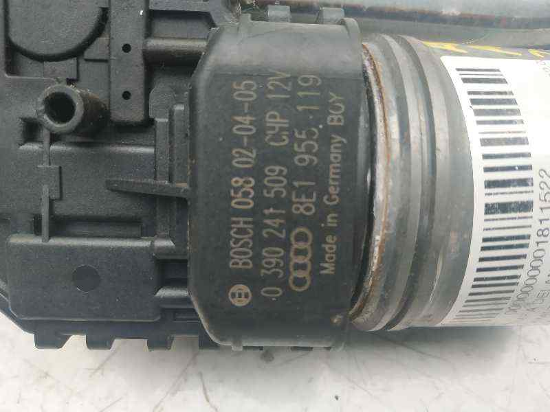 MOTOR LIMPIA DELANTERO AUDI A4 AVANT (8E) 2.5 TDI (114kW)   (155 CV) |   05.01 - 12.02_img_1