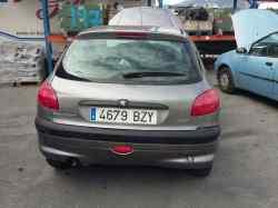 peugeot 206 berlina 1.4   (75 cv) KFX  VF32AKFXE40