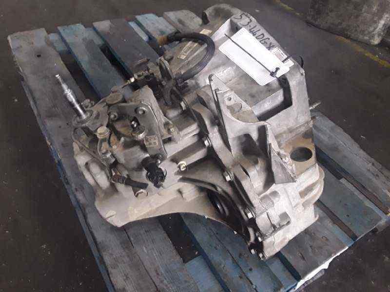 CAJA CAMBIOS RENAULT SCENIC II Grand Confort Dynamique  2.0 16V Turbo (163 CV) |   04.04 - ..._img_1