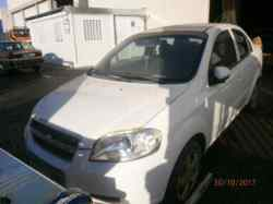 chevrolet aveo 1.4 cat   (94 cv)  KL1SF697J6B