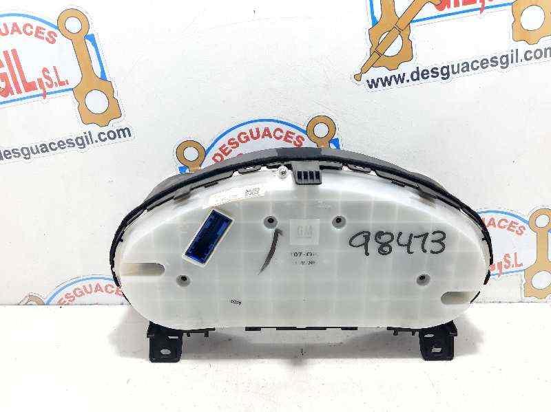 CUADRO INSTRUMENTOS OPEL MERIVA B Selective  1.4 16V Turbo (bivalent. Gasolina / LPG) (120 CV) |   01.12 - 12.15_img_1