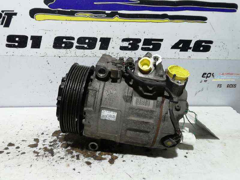 COMPRESOR AIRE ACONDICIONADO MERCEDES CLASE C (W203) BERLINA 180 Compressor (203.046)  1.8 CAT (143 CV) |   03.02 - 12.06_img_1