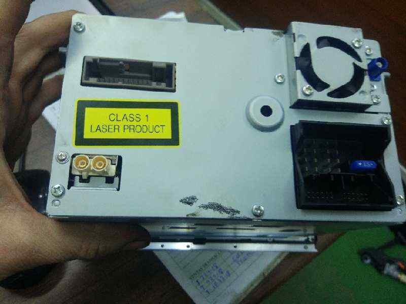 SISTEMA AUDIO / RADIO CD AUDI A4 AVANT (8E) 2.0 TDI   (140 CV) |   11.04 - 12.08_img_4