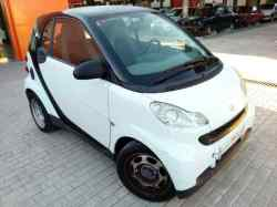 smart coupe fortwo coupe (52kw)  1.0 cat (71 cv) 2007-2008 132910 WME4513311K