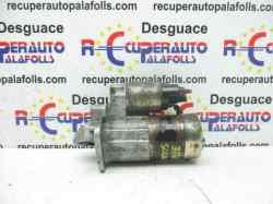 motor arranque renault scenic ii exception 1.5 dci diesel (106 cv) 2005-