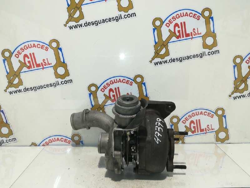 TURBOCOMPRESOR RENAULT SCENIC II Confort Authentique  1.9 dCi Diesel (120 CV)     06.03 - 12.05_img_4