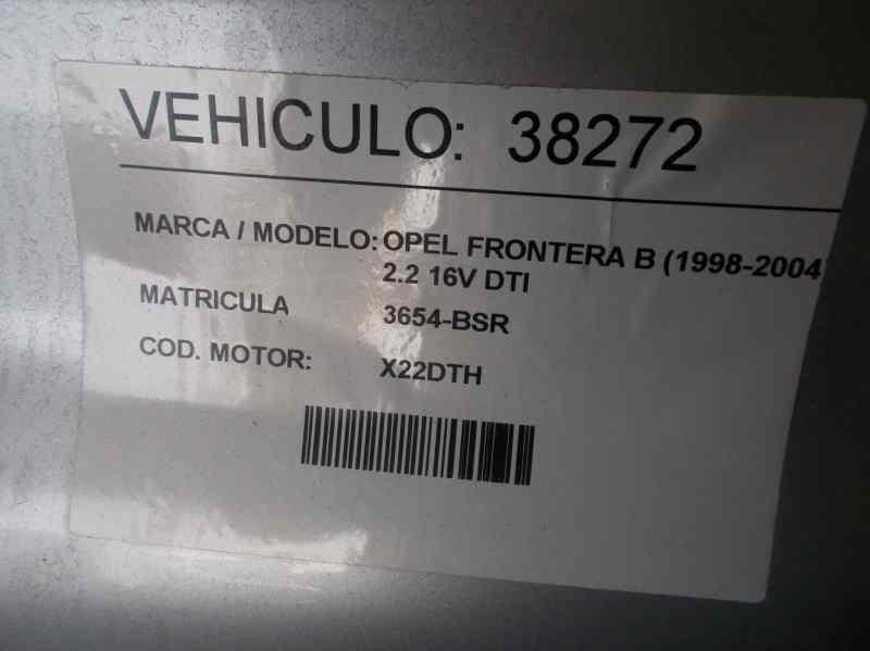 OPEL FRONTERA B 2.2 16V DTI   (116 CV) |   0.98 - ..._img_3