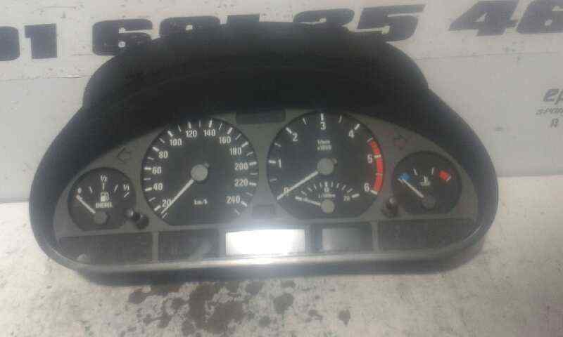 CUADRO INSTRUMENTOS BMW SERIE 3 BERLINA (E46) 330d  3.0 24V Turbodiesel CAT (184 CV) |   02.00 - 12.03_img_1