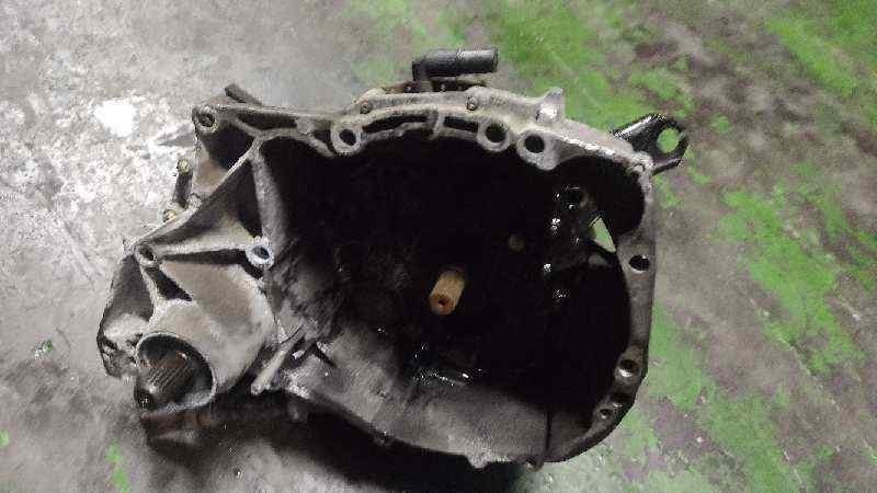 CAJA CAMBIOS RENAULT CLIO II FASE II (B/CB0) Authentique  1.2  (58 CV) |   06.01 - 12.08_img_2