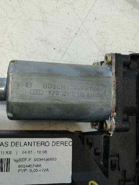 ELEVALUNAS DELANTERO DERECHO PEUGEOT 307 (S1) XS  2.0 HDi CAT (90 CV)     04.01 - 12.05_img_4