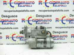 motor arranque hyundai elantra (xd) 2.0 crdi gls full (5-ptas.) (112 cv) 2001-2004