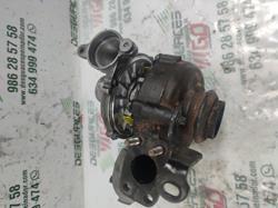 turbocompresor peugeot 307 break/sw (s2) sw 1.6 hdi (109 cv) 2005-2006