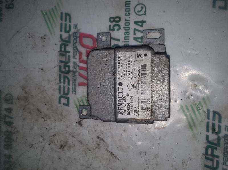 CENTRALITA AIRBAG RENAULT CLIO II FASE II (B/CB0) Authentique  1.5 dCi Diesel (65 CV) |   06.01 - 12.03_img_0