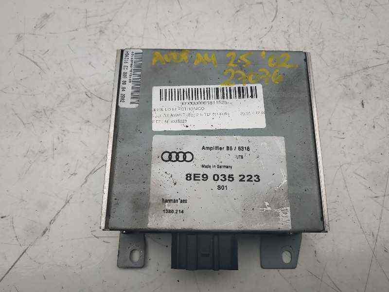 MODULO ELECTRONICO AUDI A4 AVANT (8E) 2.5 TDI (114kW)   (155 CV)     05.01 - 12.02_img_0
