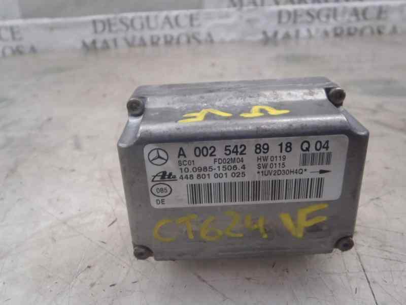 MODULO ELECTRONICO MERCEDES CLASE C (W203) SPORTCOUPE C 220 CDI (203.706)  2.2 CDI CAT (143 CV)     10.00 - 12.04_img_0
