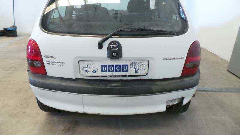 OPEL CORSA B Top (E)  1.7 Diesel (60 CV) |   09.97 - 12.98_img_2