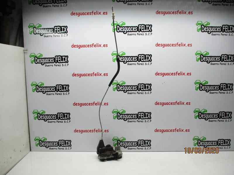 CERRADURA PUERTA DELANTERA IZQUIERDA  PEUGEOT 307 BERLINA (S2) D-Sign  1.4 16V CAT (KFU / ET3J4) (88 CV) |   10.06 - 12.08_img_0