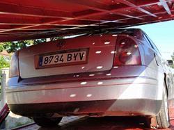 volkswagen passat berlina (3b3) advance  1.9 tdi (131 cv) 2003-2005  WVWZZZ3NZ2P