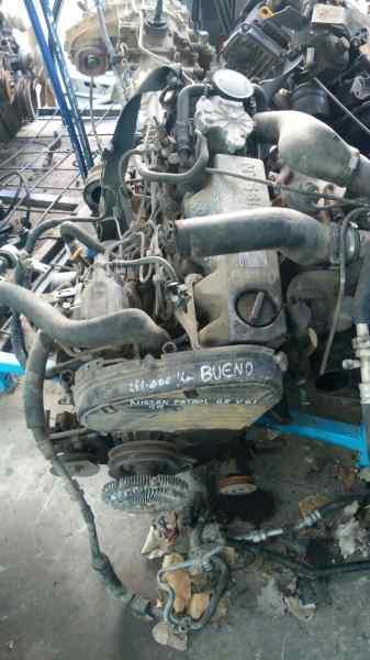 MOTOR COMPLETO NISSAN PATROL GR (Y61) Básico  2.8 Turbodiesel CAT (129 CV) |   0.97 - ..._img_2