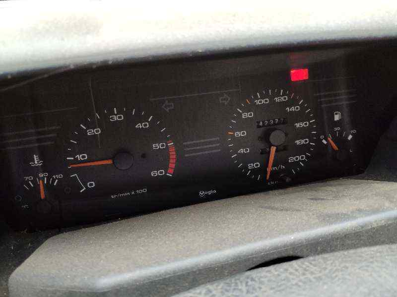 CUADRO INSTRUMENTOS PEUGEOT 405 BERLINA STDT  1.9 Turbodiesel (90 CV) |   08.90 - ..._img_2