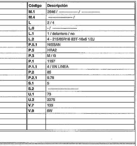 CREMALLERA DIRECCION NISSAN QASHQAI (J11) 360  1.2 16V CAT (116 CV) |   09.14 - 12.15_img_5