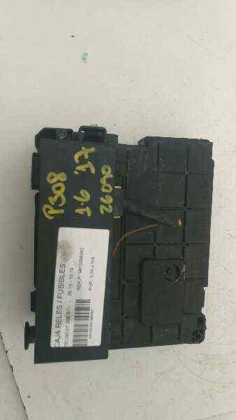 CAJA RELES / FUSIBLES PEUGEOT 308 GTi  1.6 16V THP (272 CV) |   0.13 - ..._img_1