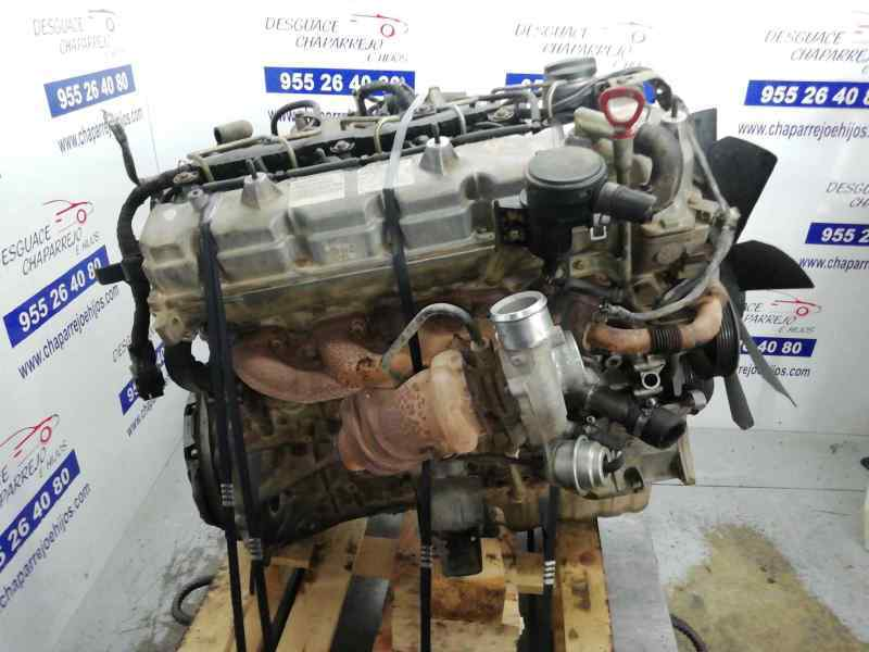 MOTOR COMPLETO SSANGYONG REXTON RX 270 Full  2.7 Turbodiesel CAT (163 CV)     08.03 - 12.06_img_0
