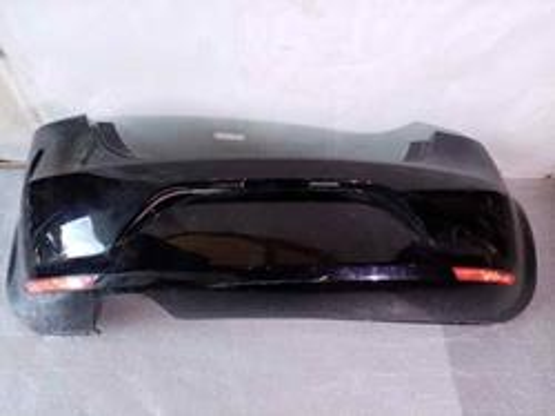 paragolpes trasero seat leon (1p1) stylance / style  1.9 tdi (105 cv) 2005-2010