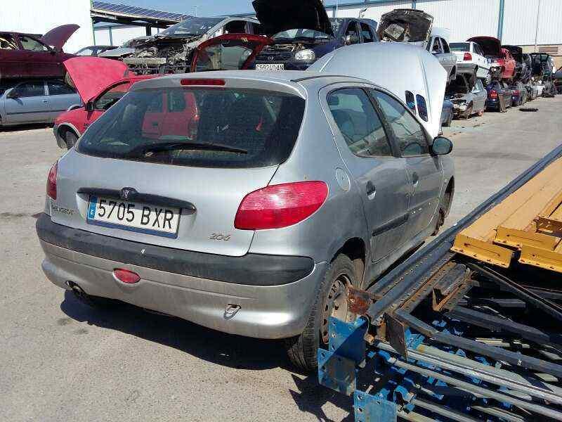 PEUGEOT 206 BERLINA XR  1.9 Diesel (69 CV)     06.98 - 12.02_img_5