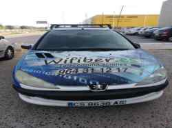 peugeot 206 berlina xt  1.9 diesel (69 cv) 1998-2002 WJZ VF32CWJZT40