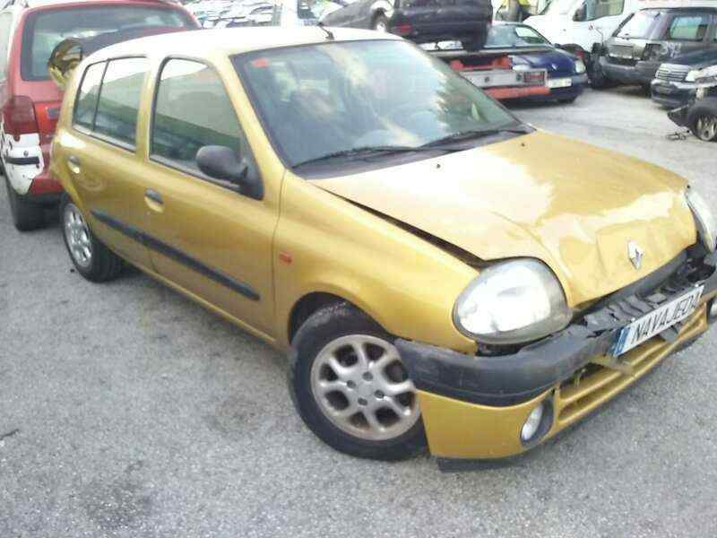 RENAULT CLIO II FASE I (B/CBO) 1.9 D Alize   (64 CV) |   12.98 - 12.01_img_1