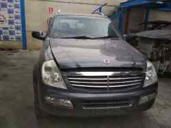 SSANGYONG REXTON 2.7 Turbodiesel CAT