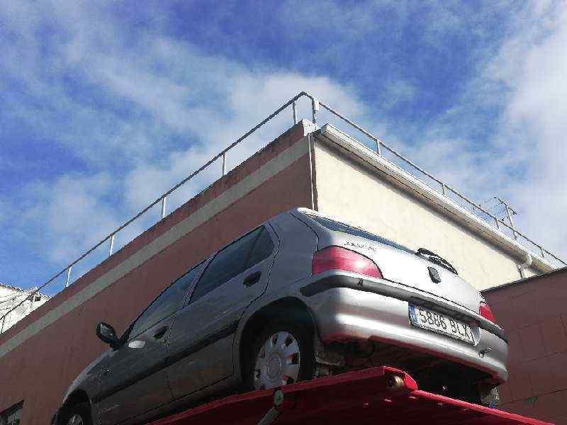 PARAGOLPES DELANTERO PEUGEOT 106 (S2) Max D  1.5 Diesel CAT (TUD5 / VJX) (57 CV) |   0.96 - ..._img_1