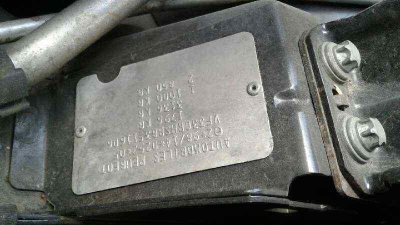 PORTON TRASERO PEUGEOT 307 (S1) XS  2.0 HDi FAP CAT (107 CV) |   09.01 - 12.04_img_2