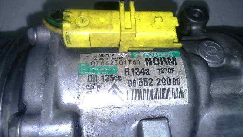 COMPRESOR AIRE ACONDICIONADO FIAT SCUDO COMBI (272) L1H1 120 Multijet (5 pl.)  2.0 JTDM (120 CV) |   ..._img_1