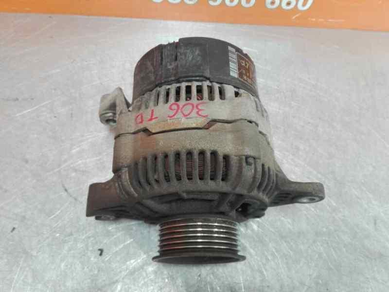 ALTERNADOR PEUGEOT 306 BERLINA 3/4/5 PUERTAS (S2) XS  1.9 Turbodiesel CAT (90 CV) |   04.97 - 12.99_img_1