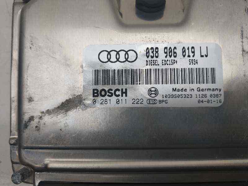 CENTRALITA MOTOR UCE AUDI A4 BERLINA (8E) 1.9 TDI (96kW)   (131 CV)     12.00 - 12.04_img_2