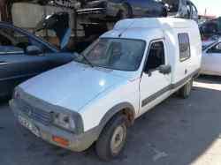 citroen c15 rd familiale  1.8 diesel (161) (60 cv) 1986- WJX VF7VDVV0001