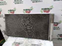 condensador / radiador aire acondicionado renault megane iii sport tourer gt-style 1.5 dci diesel fap (110 cv) 2013-2015