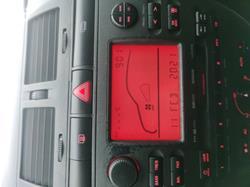sistema audio / radio cd seat cordoba berlina (6k2) sport 1.9 tdi (90 cv) 1999-2003
