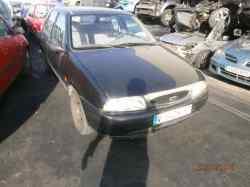 ford fiesta berlina ghia  1.8 diesel cat (60 cv) 1995-1999 RTJ WF0AXXGAJAV