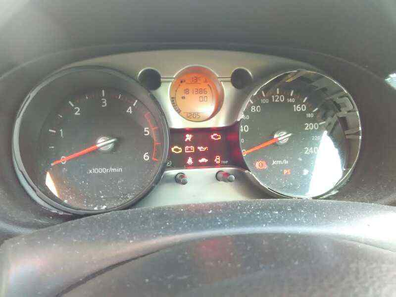 NISSAN QASHQAI (J10) Acenta  1.5 dCi Turbodiesel CAT (106 CV) |   01.07 - 12.15_img_5