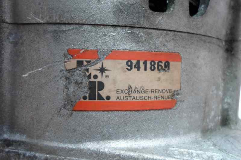 ALTERNADOR SEAT LEON (1M1) Sport 4X4  1.8 20V Turbo (180 CV) |   01.00 - 12.02_img_3