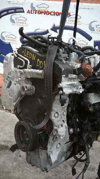 MOTOR COMPLETO SEAT LEON (5F1) Reference  1.6 TDI (116 CV) |   ..._img_3