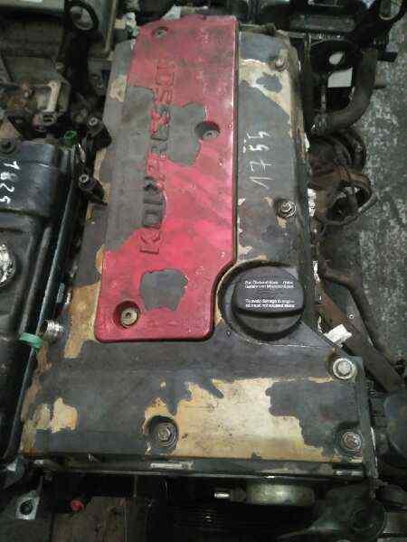 MOTOR COMPLETO MERCEDES CLASE SLK (W170) ROADSTER 230 Compressor (170.447)  2.3 Compresor CAT (193 CV) |   04.96 - 12.00_img_0