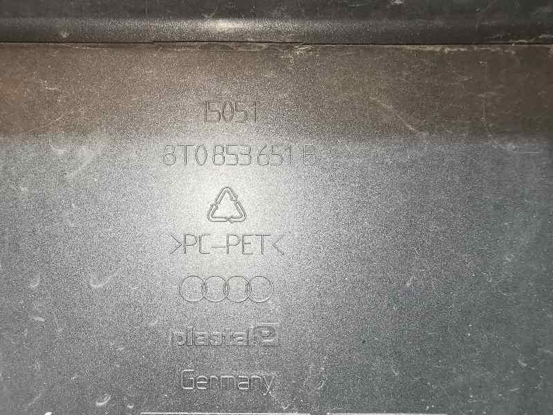 REJILLA PARAGOLPES CENTRAL AUDI A5 COUPE (8T) 2.7 TDI   (190 CV)     06.07 - 12.11_img_2