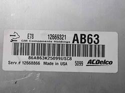 CENTRALITA MOTOR UCE OPEL MOKKA Excellence  1.4 16V Turbo CAT (A 14 NET / LUJ) (140 CV) |   06.13 - ..._mini_2