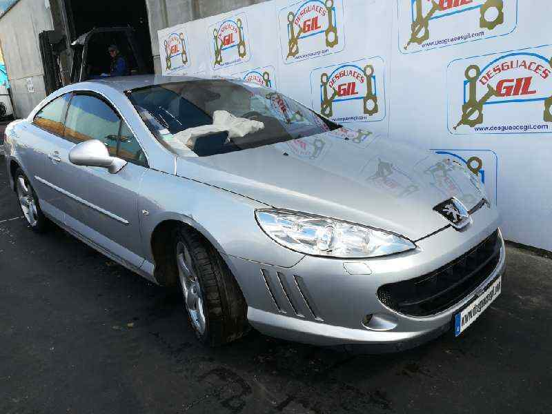 PEUGEOT 407 COUPE Básico  2.0 16V HDi FAP CAT (RHR / DW10BTED4) (136 CV) |   07.07 - 12.09_img_5